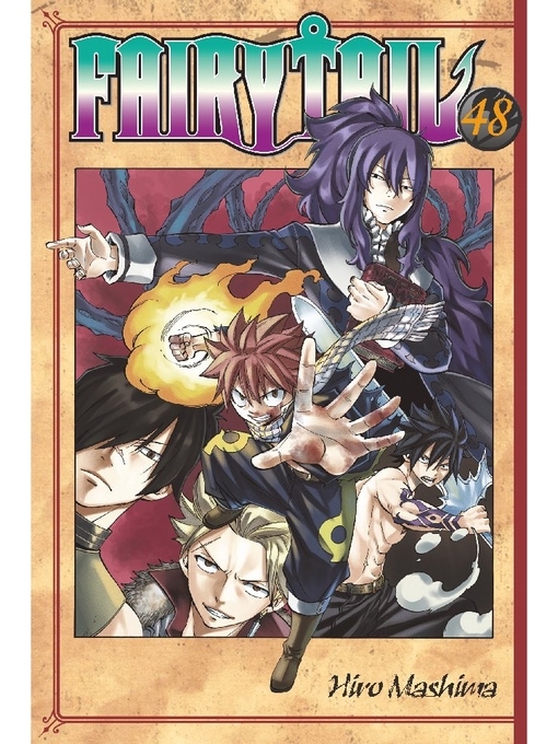 Title details for Fairy Tail, Volume 48 by Hiro Mashima - Wait list