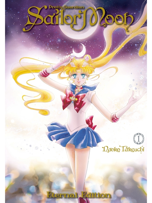 Title details for Pretty Guardian Sailor Moon Eternal Edition, Volume  1 by Naoko Takeuchi - Wait list