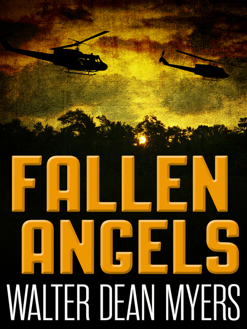 Title details for Fallen Angels by Walter Dean Myers - Available