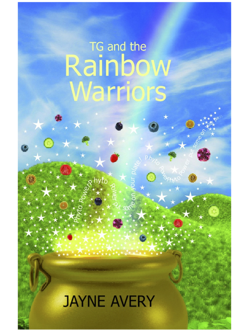 Cover of TG and the Rainbow Warriors