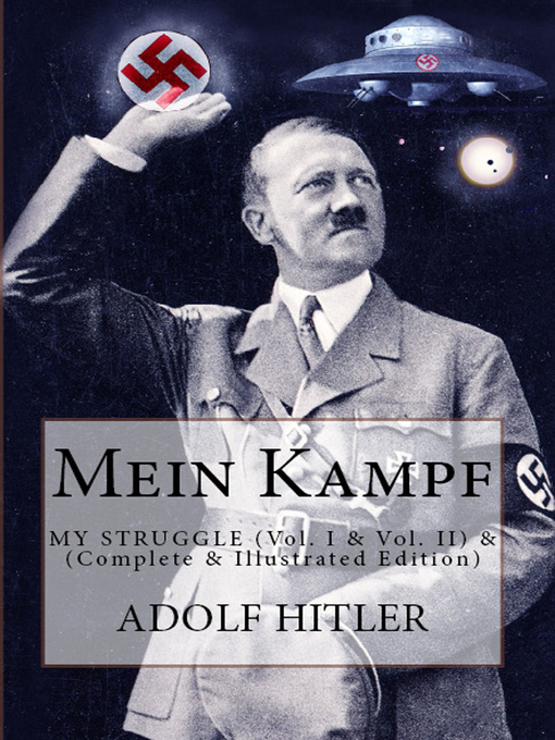 Cover of Mein Kampf: My Struggle