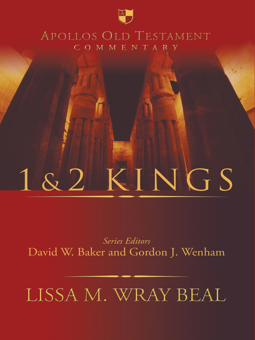 Title details for 1 & 2 Kings by Lissa Wray Beal - Available