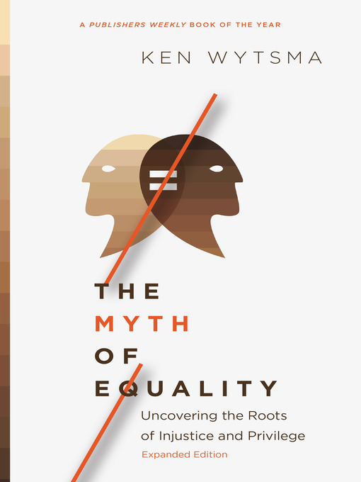 Cover of The Myth of Equality