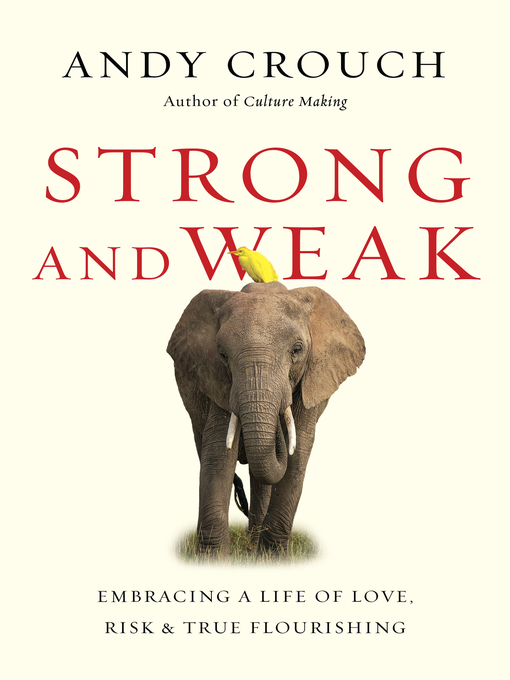 Cover of Strong and Weak