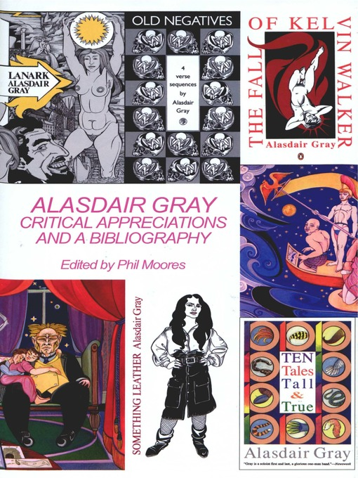 Title details for Alasdair Gray by Phil Moores - Available