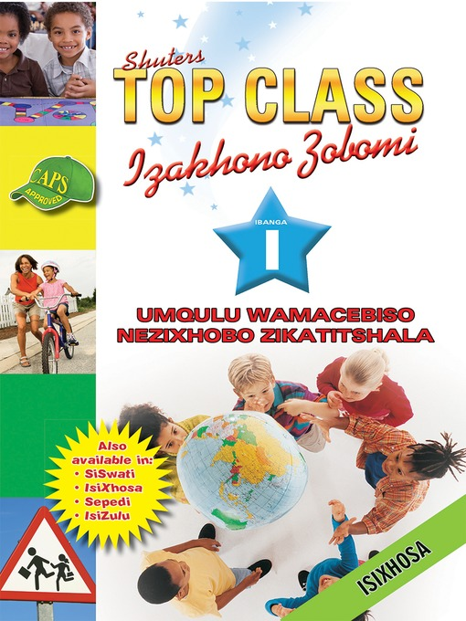Title details for Top Class Lifskills Grade 1 Teacher's Resourc(Xhosa) by S. J. Boucher - Available