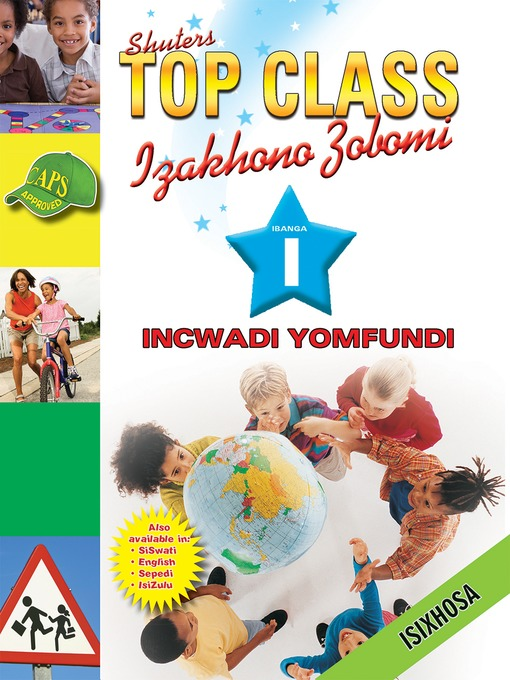 Title details for Top Class Lifskills Grade 1 Learner's Book(Xhosa) by S. J. Boucher - Available