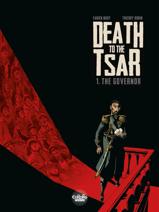 Cover of Death to the Tsar--Volume 1--The Governor