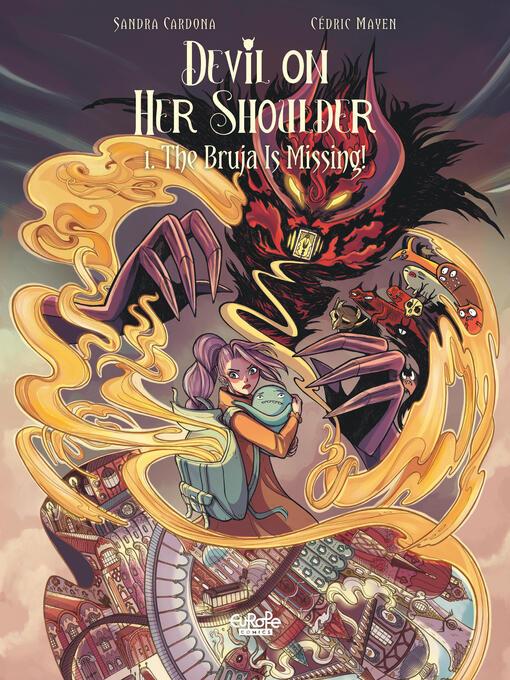 Title details for Devil on Her Shoulder by Cédric Mayen - Available