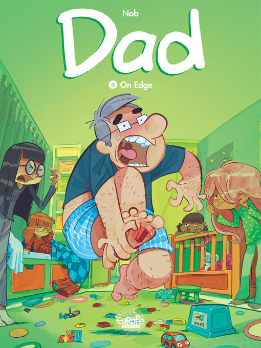 Title details for Dad, Volume 3 by Nob - Available