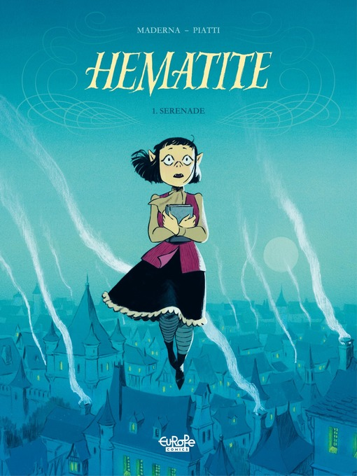 Title details for Hematite--Volume 1--Serenade by Victoria Maderna - Available
