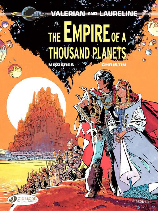 Cover of Valerian & Laureline, Volume 2