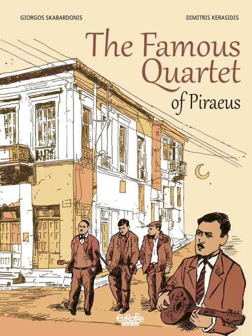 Title details for The Famous Quartet of Piraeus by Giorgos Skabardonis - Available