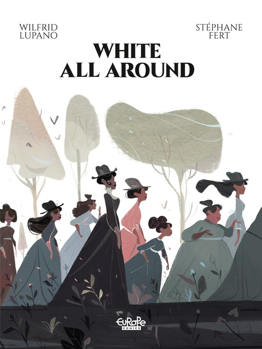 Title details for White All Around by Wilfrid Lupano - Available