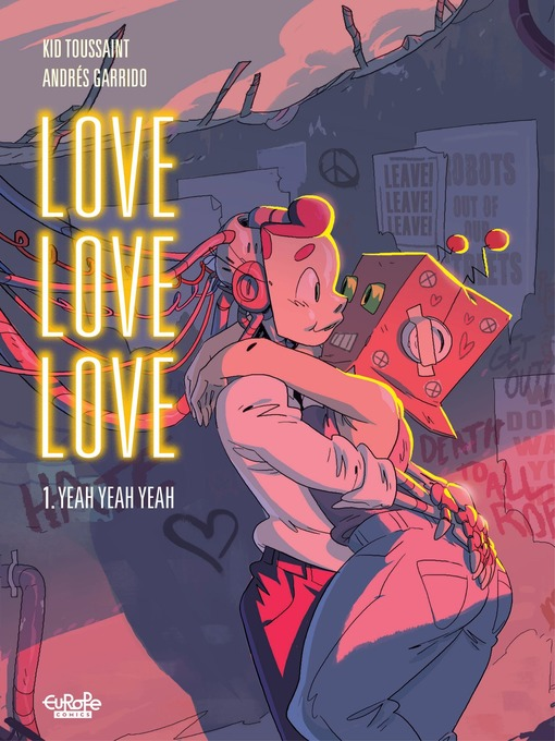 Title details for Love Love Love--Volume 1--Yeah Yeah Yeah by Kid Toussaint - Available