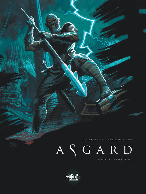 Title details for Asgard, Volume 1 by Ralph Meyer - Available