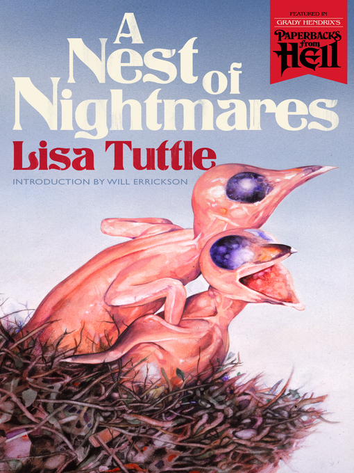 Title details for A Nest of Nightmares by Lisa Tuttle - Available