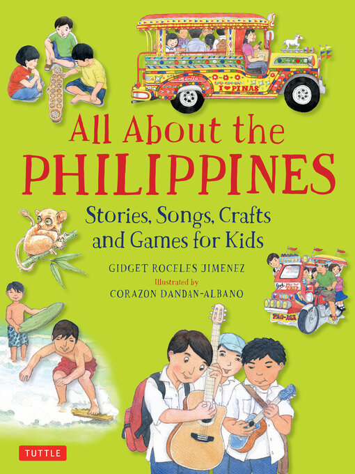 Cover of All About the Philippines
