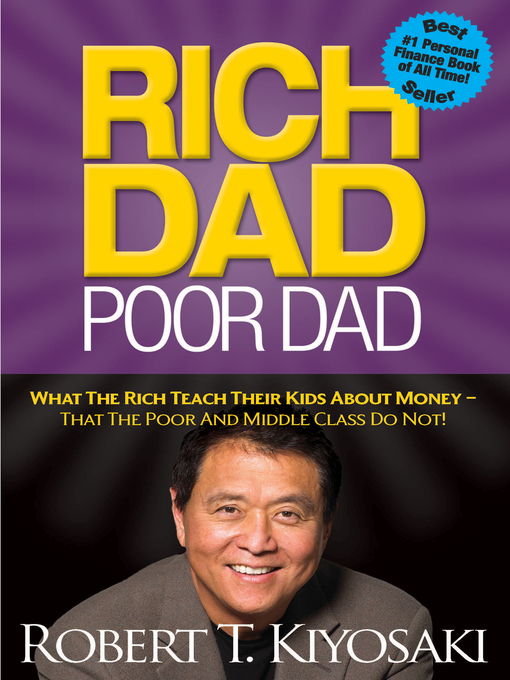 Title details for Rich Dad Poor Dad by Robert T. Kiyosaki - Available