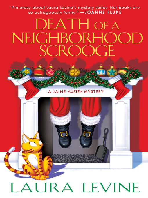 Title details for Death of a Neighborhood Scrooge by Laura Levine - Available