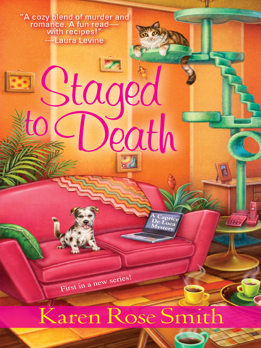 Title details for Staged to Death by Karen Rose Smith - Available