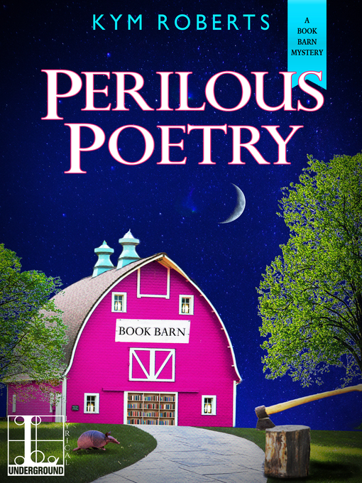 Cover of Perilous Poetry