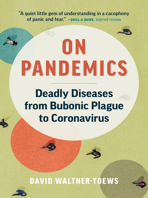 Title details for On Pandemics by David Waltner-Toews - Available