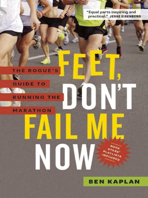 Title details for Feet Don't Fail Me Now by Ben  Kaplan - Available