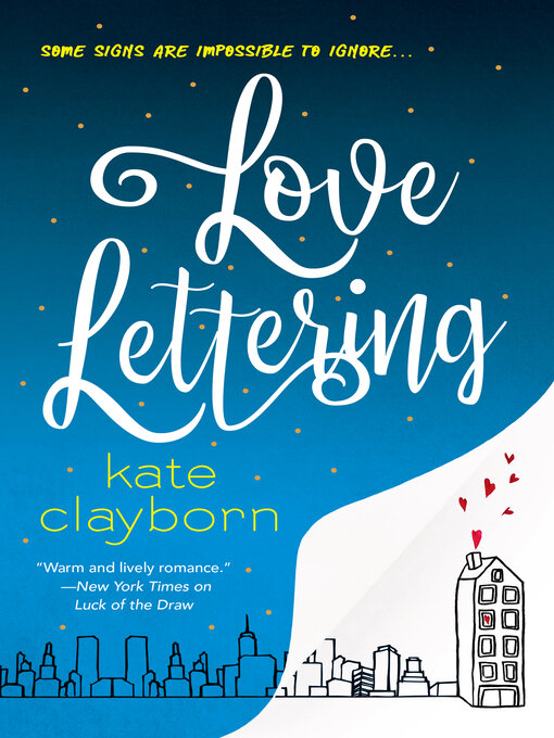 Title details for Love Lettering by Kate Clayborn - Wait list
