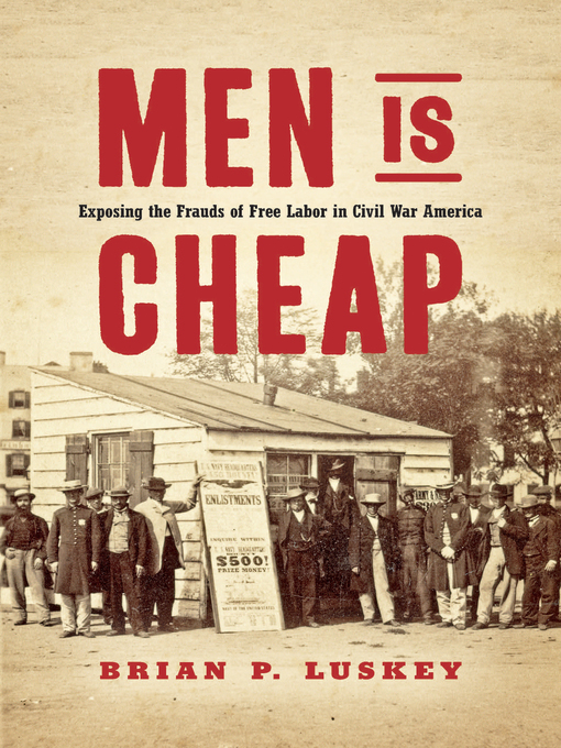 Title details for Men Is Cheap by Brian P. Luskey - Available