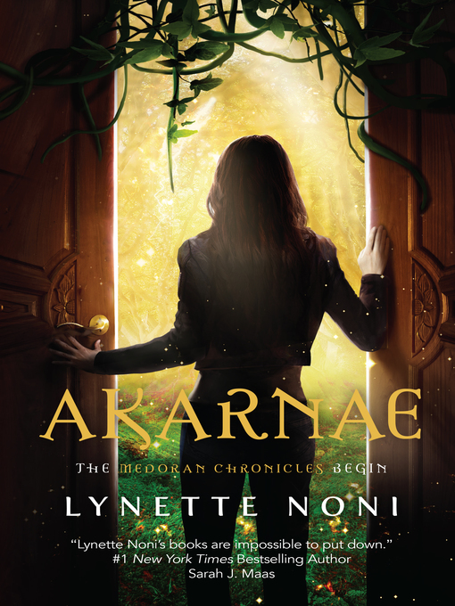Title details for Akarnae by Lynette Noni - Available