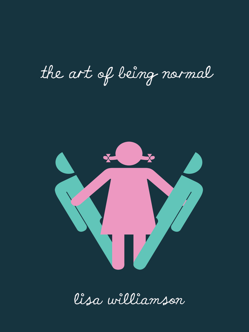 Cover of The Art of Being Normal