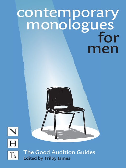 Title details for Contemporary Monologues for Men by Trilby James - Available