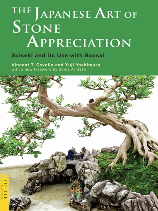 Cover image for Japanese Art of Stone Appreciation