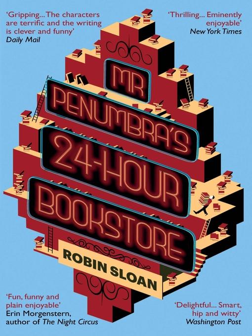 mr penumbras 24 hour bookstore epub