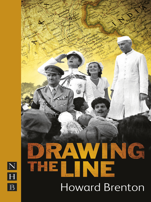 Title details for Drawing the Line by Howard Brenton - Available