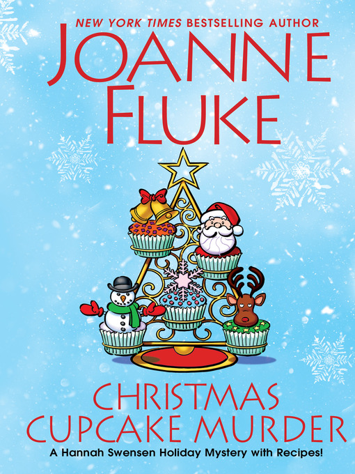 Title details for Christmas Cupcake Murder by Joanne Fluke - Available