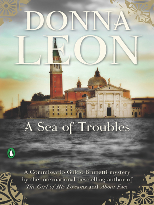 Title details for A Sea of Troubles by Donna Leon - Wait list