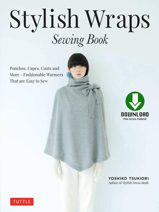 Stylish Wraps Sewing Book