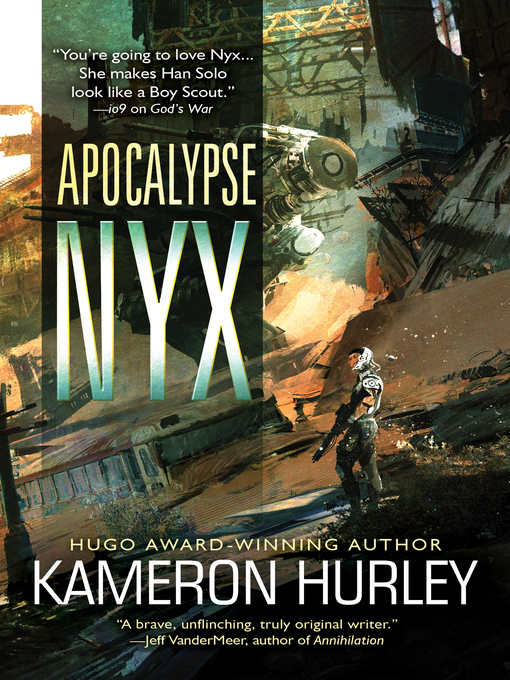 Title details for Apocalypse Nyx by Kameron Hurley - Available