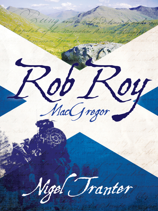 Title details for Rob Roy MacGregor by Nigel Trantner - Available