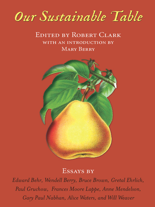 "the pleasures of eating essay Essay on pleasures of eating 1044 words | 5 pages aundrenee nash writing 121 chris jensen may 10 2013 the pleasures of eating summary and response in ""the pleasures of eating"" wendell berry wants the reader to recognize that eating is a cultural act."