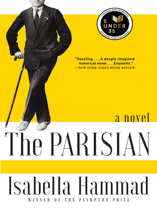 Title details for The Parisian by Isabella Hammad - Wait list