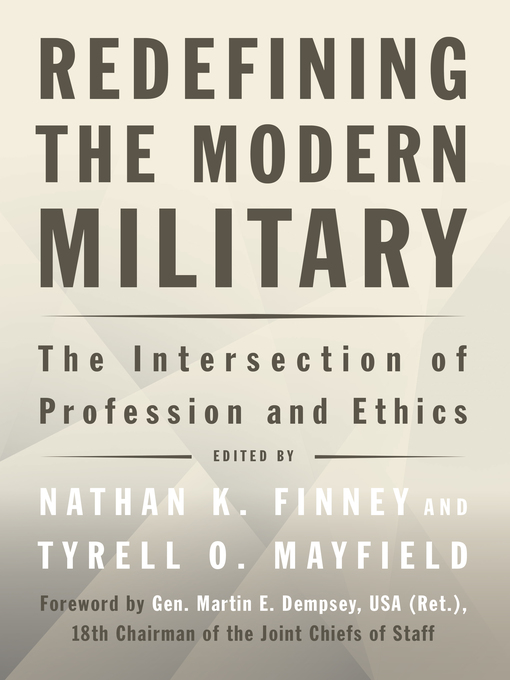 Title details for Redefining the Modern Military by Nathan K. Finney - Wait list