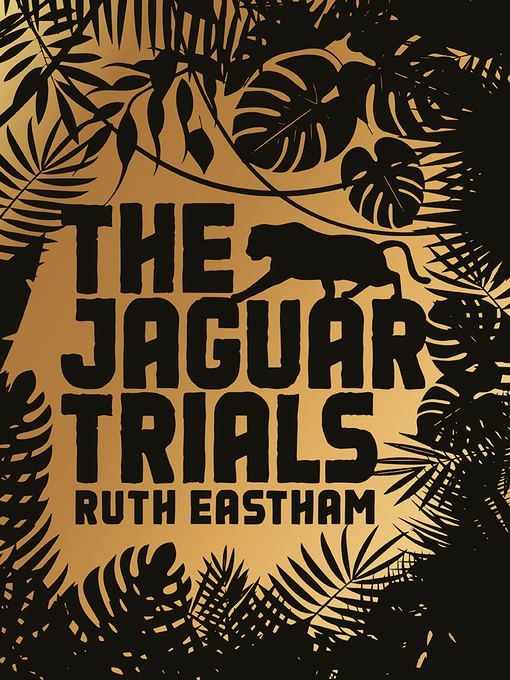 Cover of The Jaguar Trials