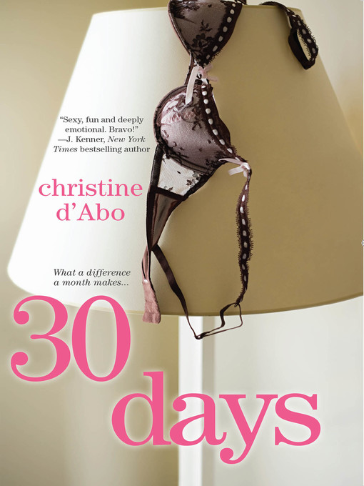 Title details for 30 Days by Christine d'Abo - Available