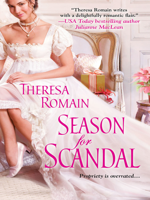 Title details for Season for Scandal by Theresa Romain - Available