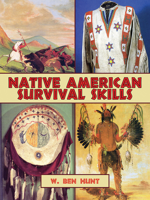 Cover image for Native American Survival Skills