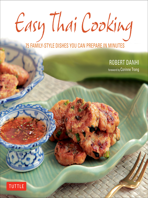 Easy Thai Cooking National Library Board Singapore Overdrive