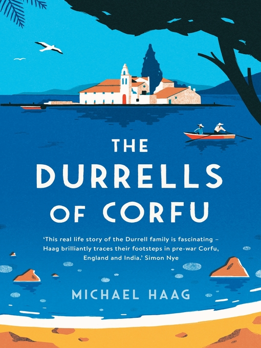 Title details for The Durrells of Corfu by Michael Haag - Wait list